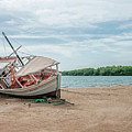 A Day Of Fishing Aground by Wilfredo R Rodriguez