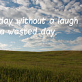 A Day Without A Laugh by Wilko Van de Kamp