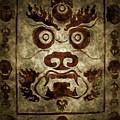 A Demonic Face by Mario Carini