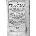 A Discourse On The Damned Art Of Witchcraft by Frederick Holiday