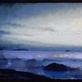 A Distant Beacon by Mario Carini
