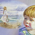 A Dream Of An Ocean by Irina Sztukowski