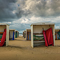 A Dutch Summer At The Beach by Toon Van den Einde