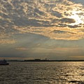A Evening With Hudson River by Sonali Gangane