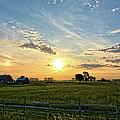 A Farmer's Morning 2 by Bonfire Photography