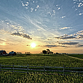 A Farmers Morning by Bonfire Photography