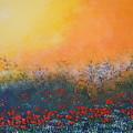 A Field In Bloom by Dan Whittemore