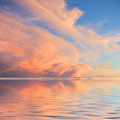 A Fiery Horizon by Jerry McElroy