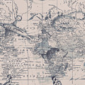 A Fishermans Map by Jorgo Photography - Wall Art Gallery