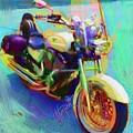 A Friends Ride by Artepunk Art