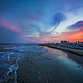A Galveston Sunset by Katya Horner