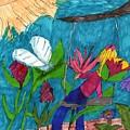 A Garden Adventure by Elinor Helen Rakowski