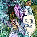 A Garden Muse by Mindy Newman