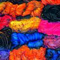 A Garden Of Yarn by FeatherStone Studio Julie A Miller
