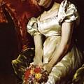 A Girl 1 by Renoir PierreAuguste