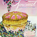 A Gourmet Cover Of A Souffle by Henry Stahlhut