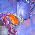A Healthy Breakfast. by Rich Stedman