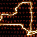 A Heart In New York by Carlos Vieira