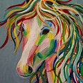 A Horse Of A Different Color by Emily Page