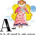 A Is For Angel by Tricia Lowenfield