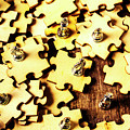 A Jigsaw In Conquest by Jorgo Photography - Wall Art Gallery