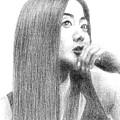 a Korean Girl by Reza Naqvi