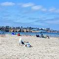 A La Jolla Shores Summer by Joseph S Giacalone