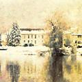 A Late Winter Xvi by Tina Baxter