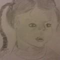 A Little Girl by Charita Padilla