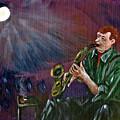 A Little Sax by Donna Blackhall