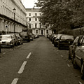 A London Street II by Ayesha  Lakes