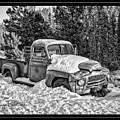 A Lonely Winter by Brenda D Busskohl