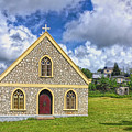 A Lovely Jamaican Church by John M Bailey