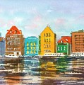 A Modern Take On Curacao by Debbie Lewis