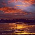 A Moment Of Reflection by Lori Seaman