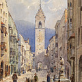 A Motif From Sterzing by Emil Fenzl