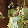 A Musical Interlude by William Arthur Breakspeare