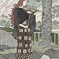 A Musician by Eugene Grasset