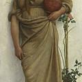 A Neapolitan Flower Seller, 1883  by Walter Maclaren