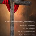 A New Commandment  by David and Carol Kelly