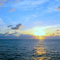 A New Dawn At Sea by Arlane Crump
