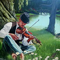 A New Song For Fiddler by Jerome White