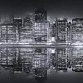 A New York City Night by Mark Andrew Thomas