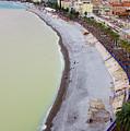 A Nice Beach by Nicola Nobile
