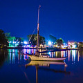 A Night At The Lake by Ray Sheley