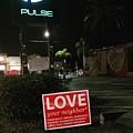 A Night Walk In Orlando  by Chris Hood