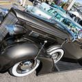 A Packard Super 8 by Robert VanDerWal