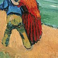 A Pair Of Lovers by Vincent Van Gogh