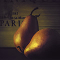 A Pair Of Pears by Julie Palencia