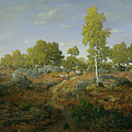 A Path Among The Rocks by Theodore Rousseau